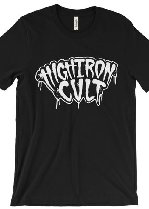 High Iron Cult - T-Shirts for Railfans